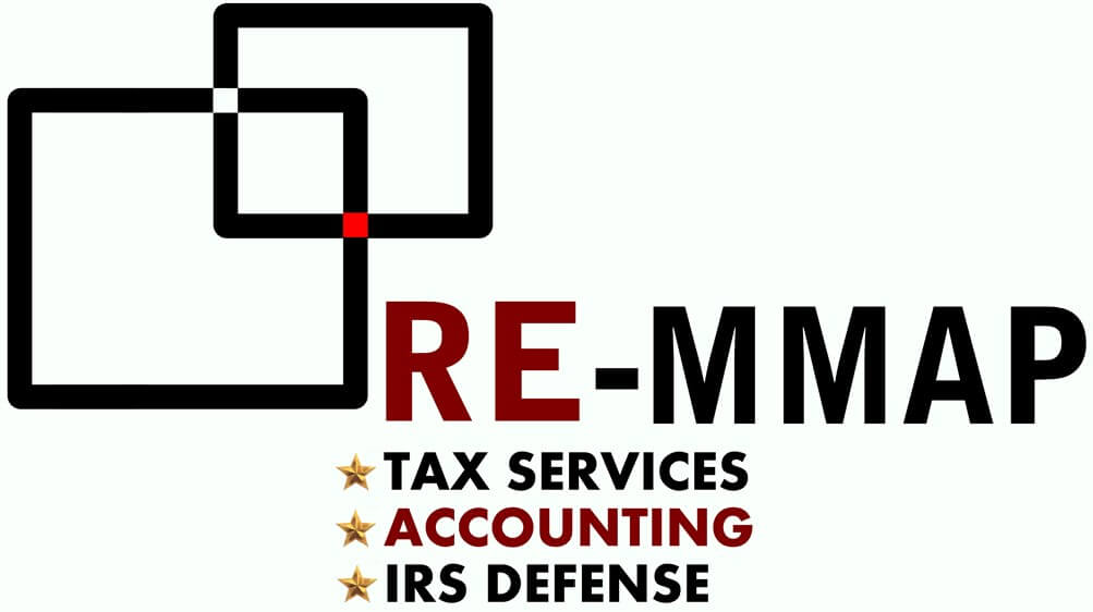 RE-MMAP INC. Logo