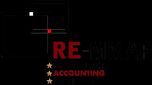RE-MMAP INC. Logo